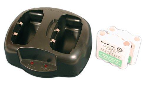 Midland AVP2 Dual Desktop Charger for Midland G Series Radios