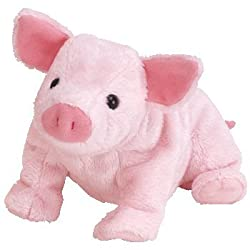 TY Beanie Baby - LUAU the Pig
