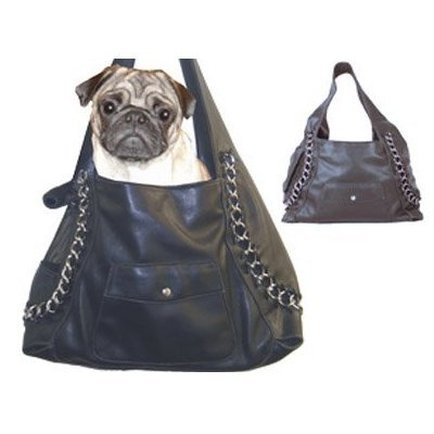 Urban Link Designer Dog Cat Pet Carrier & Purse All in One