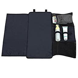 Aautoo Portable Changing Mat Baby Travel Kits