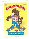 Garbage Pail Kids sticker trading card 1986 Topps #149a Reese Pieces