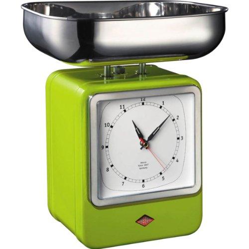 Wesco 322 204-20 Balance de cuisine (Vert lime)