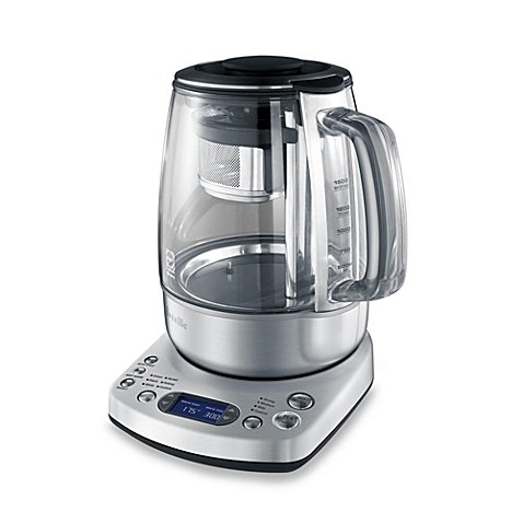 Breville® One-Touch 51-Ounce Electric Tea Kettle, Auto Start (Tea Kettle Electric Breville compare prices)