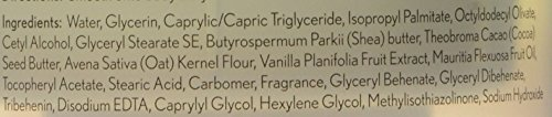 Aveeno 天然燕麦 乳木果油+可可脂 超保湿滋润身体乳液 170g图片