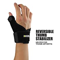 Bracoo Reversible Thumb Stabilizer