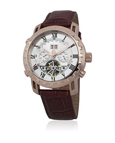 Reichenbach Reloj automático Man Mewes Marrón 43 mm