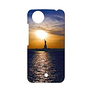 G-STAR Designer Printed Back case cover for Micromax A1 (AQ4502) - G5825