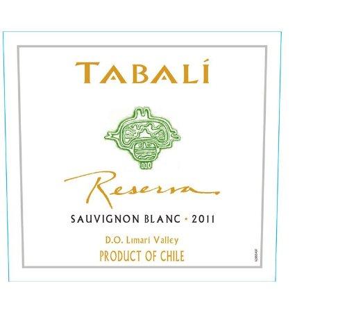 2012 Tabalí Reserva Sauvignon Blanc, Limarí Valley 750 Ml