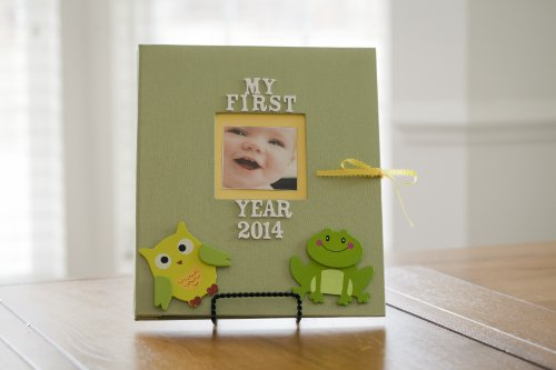 Personalized Baby Memory Book
