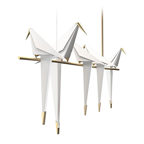 sunwe-moooi-modern-birds-pendant-lighting-5-light-white