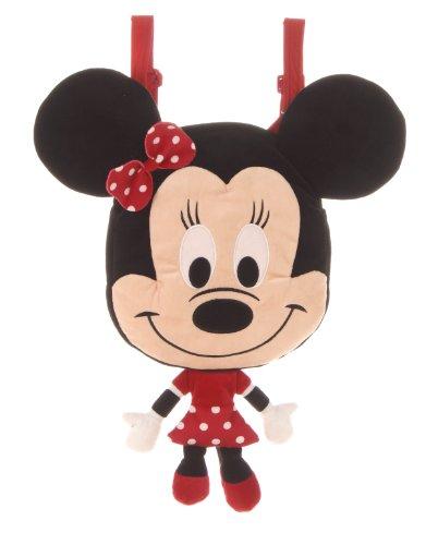 Disney Zaino Minnie Peluche [Import Regno Unito]