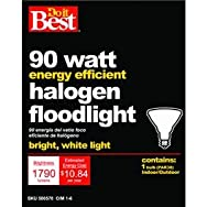 Indoor/Outdoor Halogen Floodlight Light Bulb-90W PAR38 FLOOD BULB