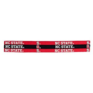 NCAA North Carolina State Wolfpack Elastic Headband