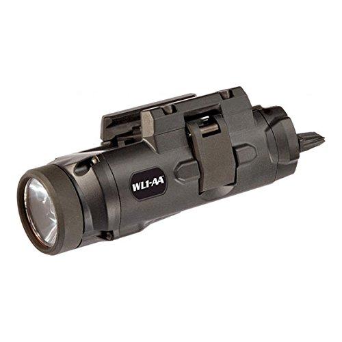 Insight Technology Wl1-Aa Weapon Light, Quick Release, Long Gun Kit Wl1-000-A4