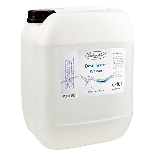 10 liter destilliertes wasser leitf higkeit. Black Bedroom Furniture Sets. Home Design Ideas