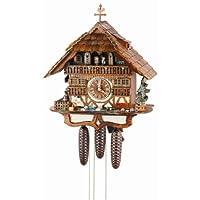 Schneider 8 Day Musical Cuckoo Clock 8TMT 1073/9