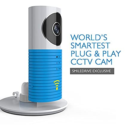 Smiledrive Wireless Plug & Play IP Camera