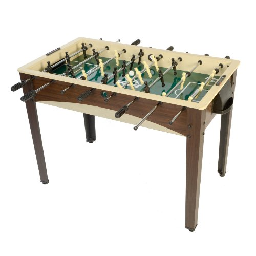Discover Bargain Voit Free Kick Foosball Table, 48-Inch