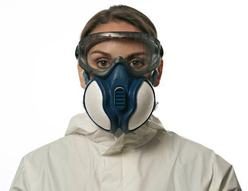 3m 4251 demi masque peinture a1p2 antivol. Black Bedroom Furniture Sets. Home Design Ideas