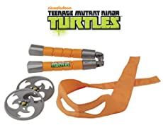 Teenage Mutant Ninja Turtles Ninja Combat Gear Michelangelo