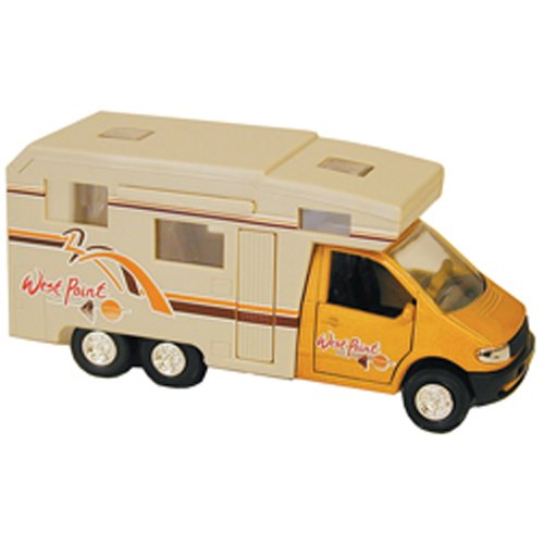 Prime Products 27-0005 Mini Motor Home Action Toy