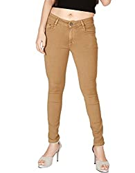 Focus Women's Ankle Fit Silky Stertchable Denim-32