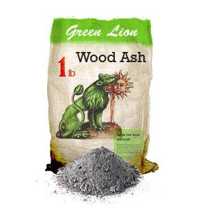 1 Pound Of Clean Wood Ash Natural Fertilizer