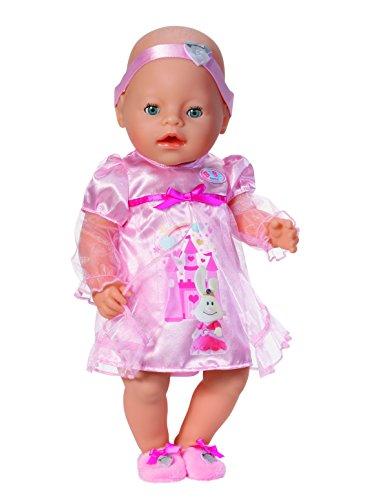 Zapf Creation 820155 - Baby born Prinzessinnen Schlafkleid