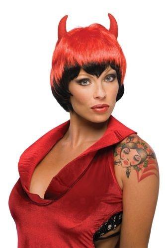 Rubie's Diabolique Wig - 1