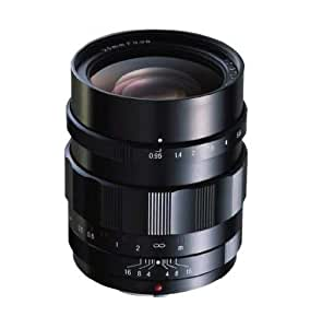 Voigtlander 25mm f/0.95 Nokton Manual Focus Lens for Micro 4/3 Mount