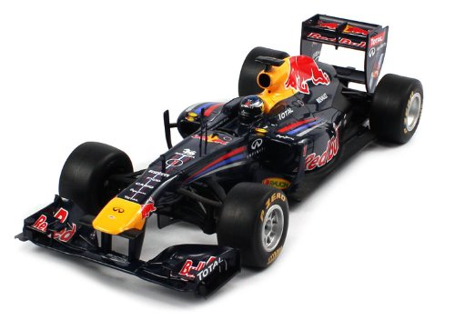 Save Price Officially Licensed Red Bull Racing RB7 Electric RC Car Formula One 1:18 RTR Authentic Body Styling
