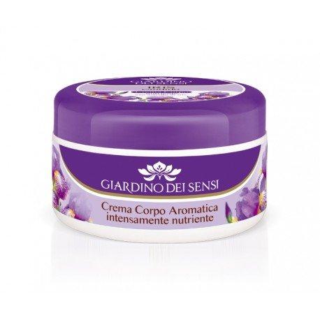 crema per il corpo intensamente nutriente aromatica all'iris poetico 300 ml