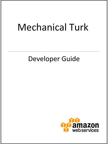 Amazon Mechanical Turk Developer Guide (Mechanical Turk Service compare prices)
