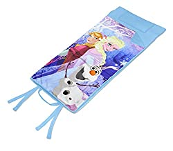 Disney Frozen Memory Foam Slumber Bag