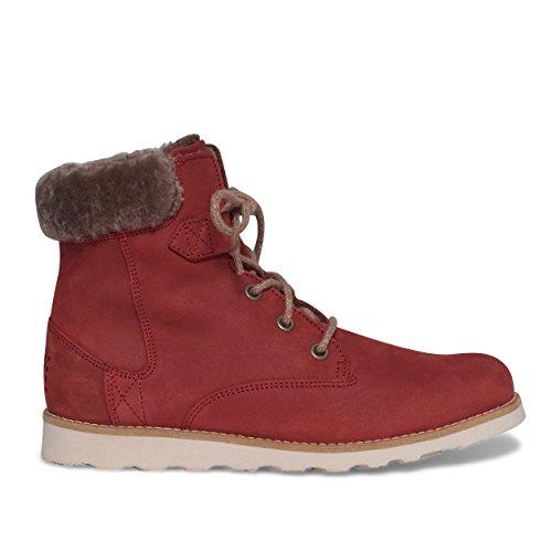 tbs-anaick-botas-para-mujer-color-rojo-8746-grenat-talla-39