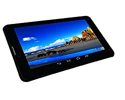 Datawind Ubislate 7DCX Plus Tablet (WiFi, Voice Calling), Black