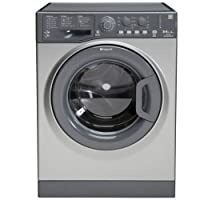 Hotpoint WDAL8640G Free Standing Washer Dryer in Graphite 8kg wash capacity