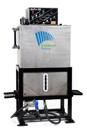 Biopro 380 Biodiesel Processor front-233251