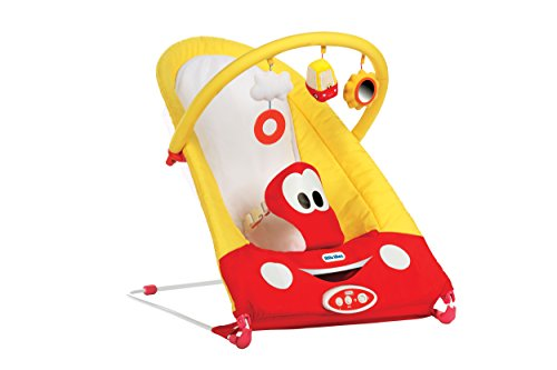 Little Tikes Cozy Coupe Bouncer, Red/Yellow