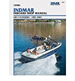 img - for [ { INDMAR INBOARD SHOP MANUAL: GM V-8 ENGINES, 1983-2003 } ] by Rolling, Mark (AUTHOR) Sep-01-2005 [ Paperback ] book / textbook / text book