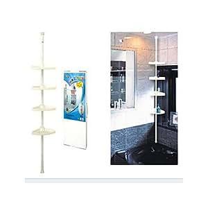 Eleganti mensole bagno w10cm x l70cm x h5cm casa e cucina - Mensole x bagno ...