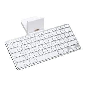 apple ipad keyboard dock keyboard apple retail package computers accessories. Black Bedroom Furniture Sets. Home Design Ideas