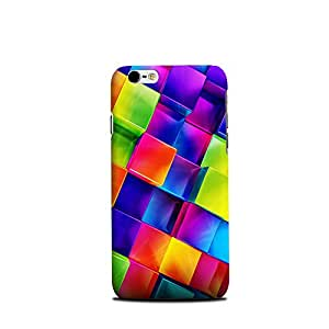 Mikzy Colourful Boxes Pattern Printed Designer Back Cover Case for Iphone 6/6S