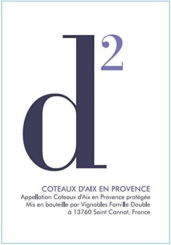 2011 D2 Coteaux D'Aix En Provence Syrah And Cabernet Sauvignon 750 Ml