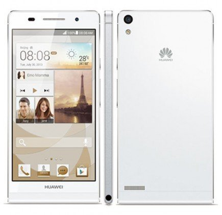 huawei-ascend-p6-smartphone-movistar-sim-free-android-47-inch-screen-8mp-camera-8gb-15ghz-1gb-ram-wh