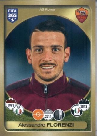 2017-panini-fifa-365-279-alessandro-florenzi-as-roma-soccer-sticker