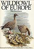 img - for Wildfowl of Europe by Myrfyn Owen (1977-04-28) book / textbook / text book
