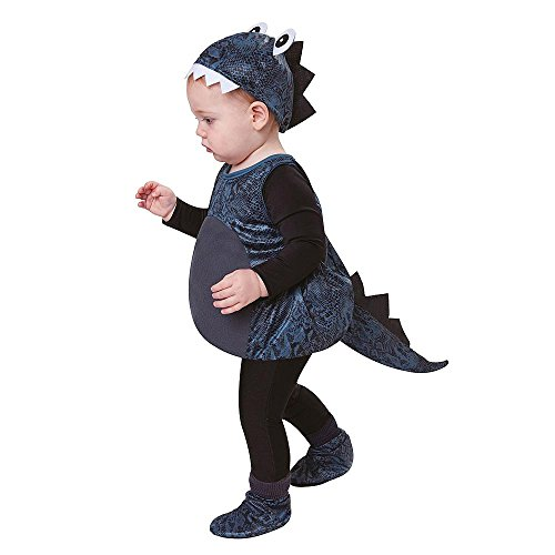 Totally Ghoul Dragon Vest Infant Halloween Costume