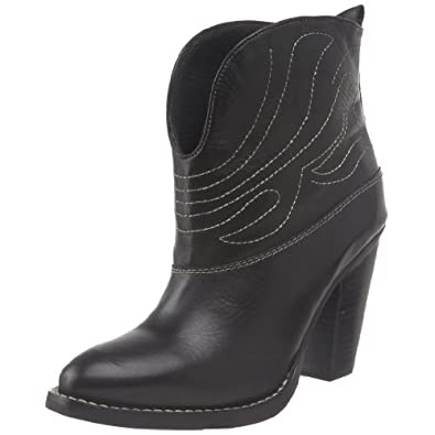 Matisse Women's Miguel Ankle Boot,Black,10 M US
