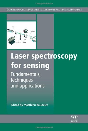 Laser Spectroscopy For Sensing: Fundamentals, Techniques And Applications (Woodhead Publishing Series In Electronic And Optical Materials)
